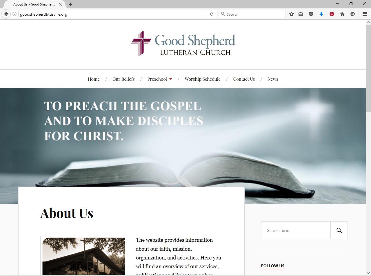 Orlando Website Design Sample 11
